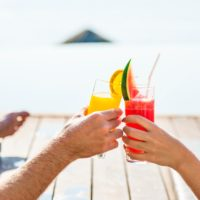 Summer Sippin': How to Protect Your Teeth